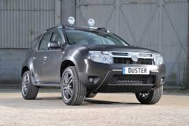 duster renault 2013 dacia duster black edition revealed carbuyer