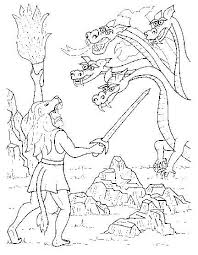 greek mythology coloring page free coloring pages on art