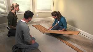 How To Install Laminate Flooring In Basement Flooring Can I Install Laminateg On Stairs How To Transitions