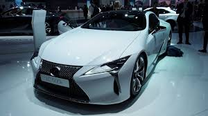 new lexus lf lc cost the all new lexus lc 500h 2018 in detail review walkaround