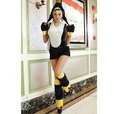 Halloween Animal Costumes Adults Deluxe Penguin Costumes Women Halloween Animal Fantasy