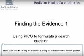 evidence based medicine cbl toolkit research guides at