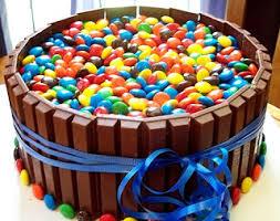 s pantry kit and m m birthday cake