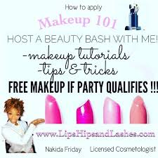come join me for this free online makeup class register now for