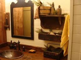 primitive bathroom ideas country primitive bathroom decor bathroom inspiration 3145