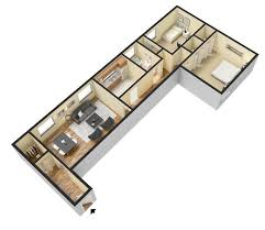 Junior 1 Bedroom Apartment Floor Plans Forest Hill Terrace Apartments For Rent In Newark Nj