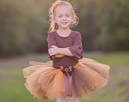 Thanksgiving Tutu Dresses Autumn Tutu Etsy