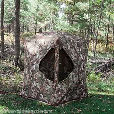 Stand Up Hunting Blinds Barronett Big Mike Ground Blind Bm01bt Archery Deer Hunting Tall