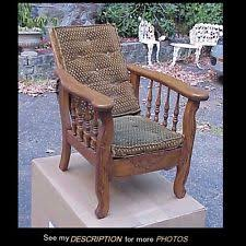 Vintage Recliner Chair with Morris Chair Ebay