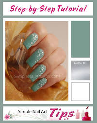 34 best simple nail art tips images on pinterest nail art