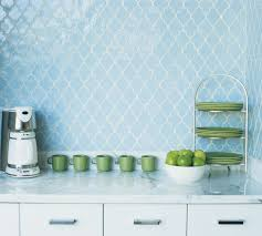 light blue kitchen backsplash gorgeous light blue moroccan tile backsplash 43 light blue