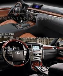lexus jeep 2016 2016 lexus lx570 vs 2014 lexus lx570 interior old vs new indian