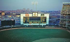 yankee stadium home run lights lukas shea goodbye to the mets longtime home espn page 2
