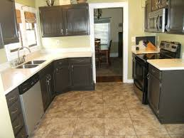 Painted Kitchen Floors by Projects Around The House Kitchen Redo