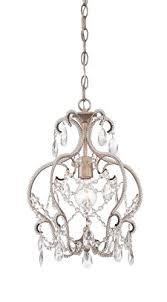Chandelier Designers Designers Fountain 6203 Ars Calla 1 Light Mini Chandelier