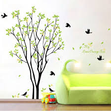 aliexpress com buy modern creative tree brid wallpaper stairs