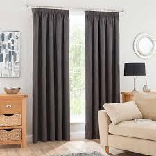66 Inch Drop Curtains Pencil Pleat Curtains Dunelm