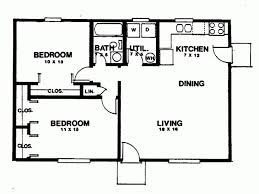 two bed room house unique sketch plan for 2 bedroom house new home plans design