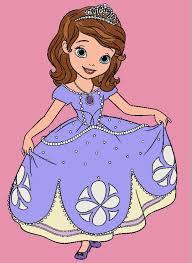 88 coloring pages princess sofia disney sofia