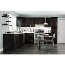 lowes canada kitchen cabinets shop nimble 96 in brownstone beat crown moulding at lowe u0027s canada