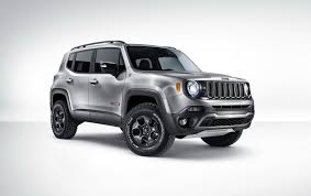 jeep matte white jeep renegade gets a trailer sidekick with hard steel concept for