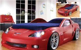 Corvette Bed Set Apartment Interior Design Tips Corvette Toddler Bed In Cool Decor