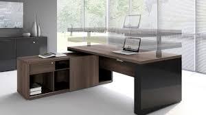 Modern L Desk Ultra Modern Sit Stand L Desk Ambience Doré