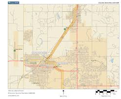 Tulsa Airport Map Oklahoma Highways Us Route 75 Tulsa To Caney Ks