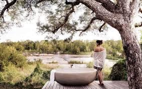 outside bathroom ideas 10 most romantic valentine and honeymoon safari destinations