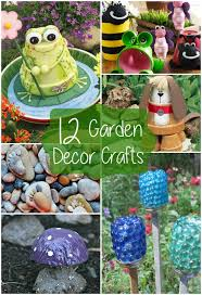 best 25 garden decorations ideas on diy garden decor