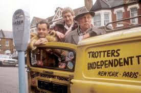 Only Fools And Horses The Chandelier Only Fools And Horses Iconic Pictures Wales Online