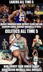 Celtics Memes - lakers imgflip