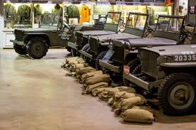 desert military jeep military u0027jeep u0027 prototype joins national historic vehicle register