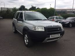 2003 land rover freelander td4 spares or repair in broxtowe
