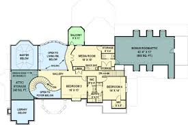 In Law Apartment Floor Plans Luxurious European House Plan With In Law Suite 12287jl