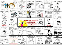 rage face drinking game weknowmemes
