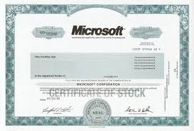 microsoft stock microsoft company profile