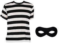Halloween Burglar Costume Burglar Fancy Dress Ebay