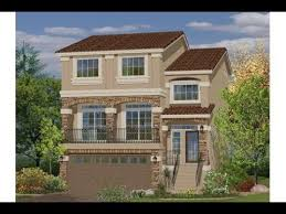 3 story houses model house 3 story 3026 sq ft by american west homes in las vegas