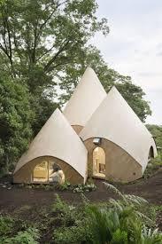 best ideas about tiny houses pinterest homes mini located the top mountain ridge shizuoka prefecture hut like