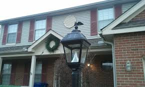 Solar Lights On Fence Posts by Fall 2012 Home Improvements The Blog Of Angelo