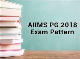 paper pattern of aiims aiims pg 2018 exam pattern check aiims pg marking scheme syllabus