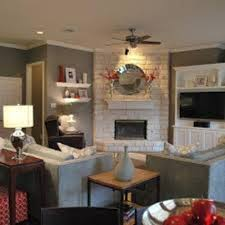 How To Arrange Furniture In Living Room How To Arrange Furniture Around A Corner Fireplace 5 Tips To Get