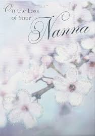 iparty sympathy cards loss of your nanna from andersons wholesale
