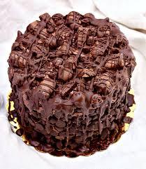 art of dessert chocolate wasted cake