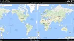 Google Maps Germany by Control Google Maps Canvas U2013 Geteach Com Blog