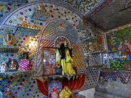 the mata lal devi temple in amritsar probably the most bizarre