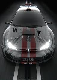 peugeot made in 3d blender render peugeot 306 rally car amazing lifelike model