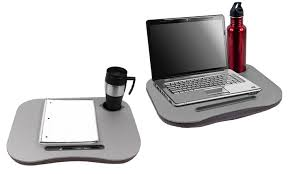Cushioned Lap Desk by Cushion Lap Desk With Cup Holder Groupon Goods