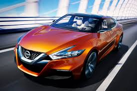 Next Generation Maxima Nissan Sport Sedan Concept May Be The Maxima Everyone Is Looking